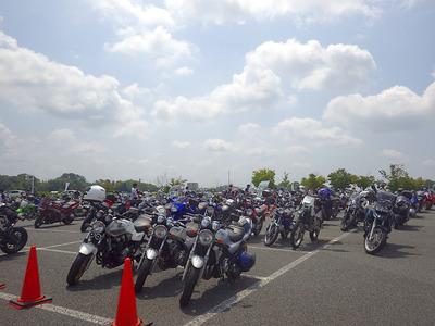 感謝感激♥バイク de 夏祭り♥たくさんのありがとう