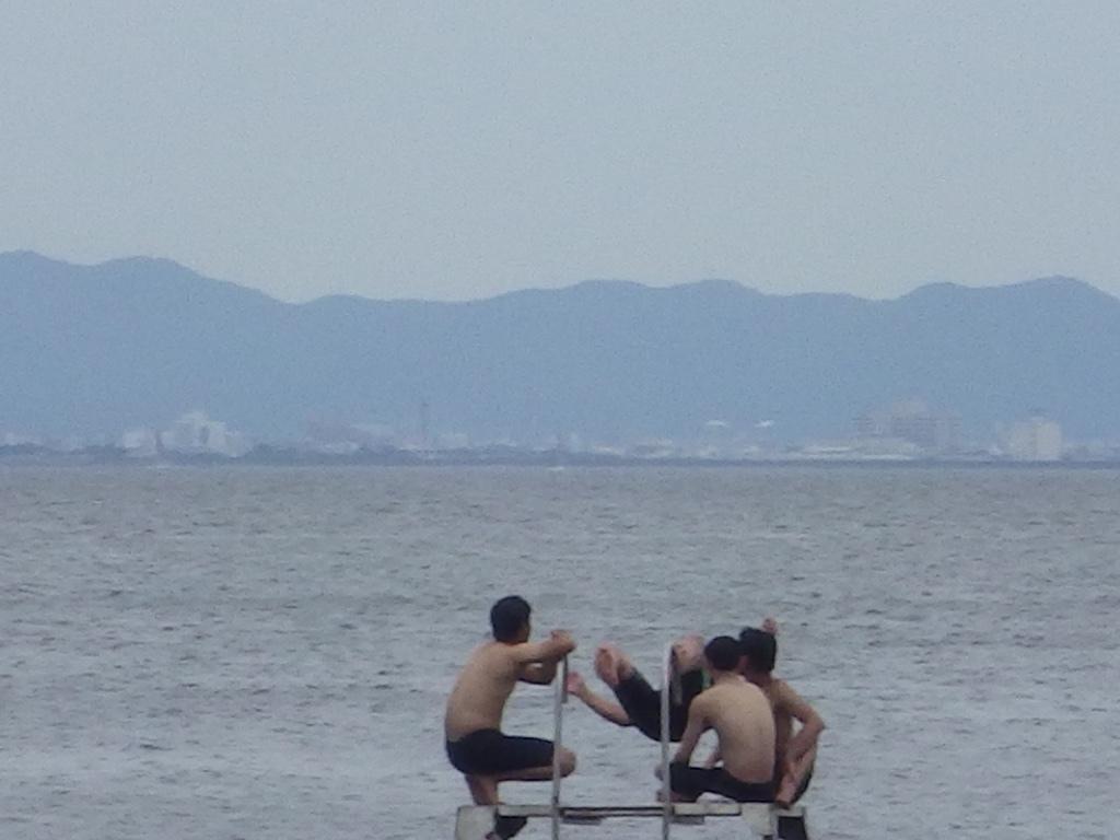 無人島といえば!三河大島へ〜海の幸◇海の日◇