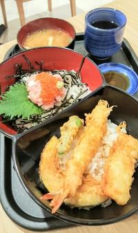 食堂どんさんの夫婦丼♪(豊田市)