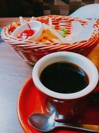 ブラウン珈琲さんでティータイム(豊田市)