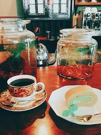 コーヒー好きな方、空間を楽しみたい方に是非行ってほしい【uchi coffee(ウチコーヒー)】さん (岡崎市)