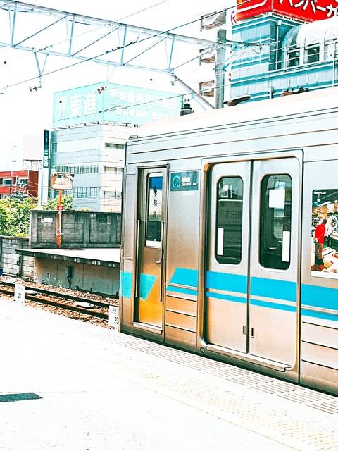 ミニミニ電車旅、なぜそこまで??(^_^;)