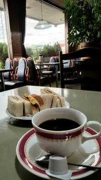 喫茶あいかむさん(みよし市)でモーニングとランチのはしご