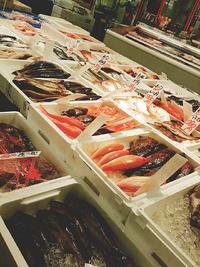 市民市場【ピカイチ梅坪店】さん、本日の鮮魚コーナー♪ (豊田市)