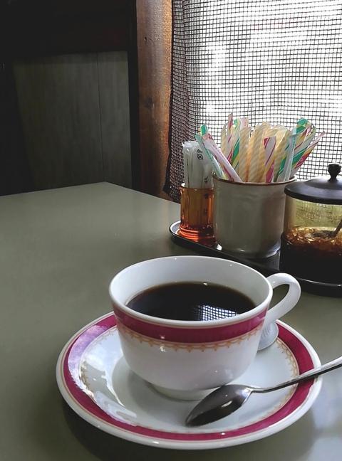 ある日の喫茶あいかむランチはご飯がススムくんの味(みよし市)