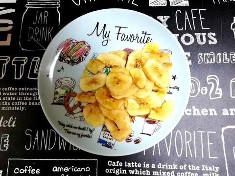 テスト投稿★どのバナナチップスがお好き?