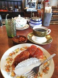 岡崎市のウチコーヒー(uchi coffee)♪絶品のタルトタタン&シュトーレン