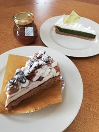 BOULE BOULE(ブールブール)の秋らしいケーキ♪(豊田市)