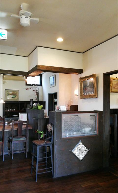ジゅんべりーCafeでパフェタイム(豊田市)