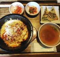沙蘭蛮(サランバン)で韓国料理ランチ♪(豊田市)