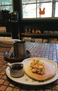山cafe(山カフェ)が11月から変わるよ!今朝はひとりモーニング♪
