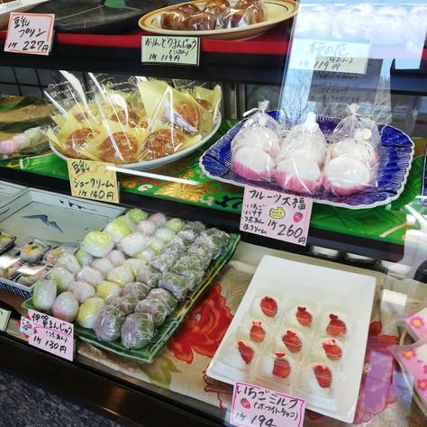 櫻園さんの新商品【いちごミルク】(岡崎市)