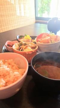 やっぱり大好き!旬菜食彩かべやさんの和食ランチ (豊田市)