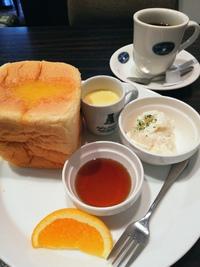 神戸珈琲倶楽部のふわふわ食パンモーニング(豊田市)