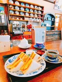 絶品!ふわっとろオムレツトーストサンドは、わたしのパワースポットuchi coffee(ウチコーヒー)さんで(岡崎市)