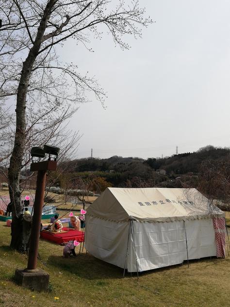【2019 水源桜まつり開催中②】花より団子♪露店いろいろ
