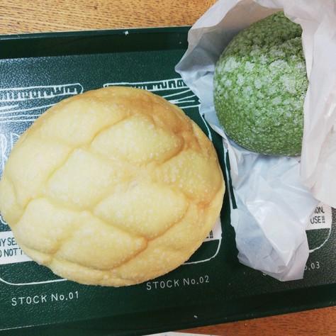 大須のメロンパンが、今日は若林・四郷、明日は梅坪にやってくる