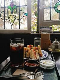 uchi coffee(ウチコーヒー)さんのコーヒーとランチとパンとレアチーズケーキ (岡崎市)