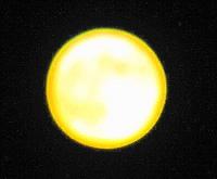 「超月」(=スーパームーン)重陽の節句 2014/09/09 19:26:58