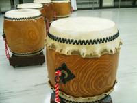 和太鼓クラブにおじゃまさせていただくことになりました。 2010/08/29 23:34:11