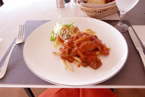 豊田市美術館 レストラン七州
