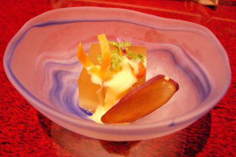 天醐(あまご)の懐石料理で顔合わせ(豊田市宮上)