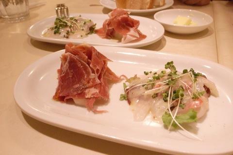 松坂屋名古屋店B1F アルポルトカフェ