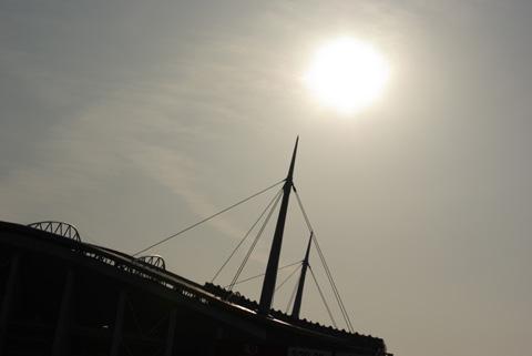 豊田スタジアムの写真
