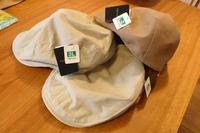 100円の帽子