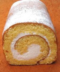 純生ロール(和菓子屋さんのロールケーキ)