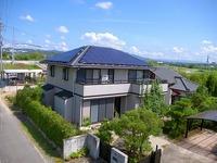 太陽光発電所 豊田市A様邸