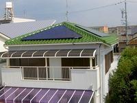 太陽光発電所 岡崎市A様邸