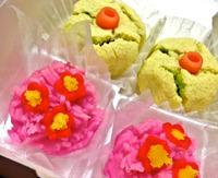 ガトースミノエンさんの和菓子☆ 2012/01/20 21:30:33