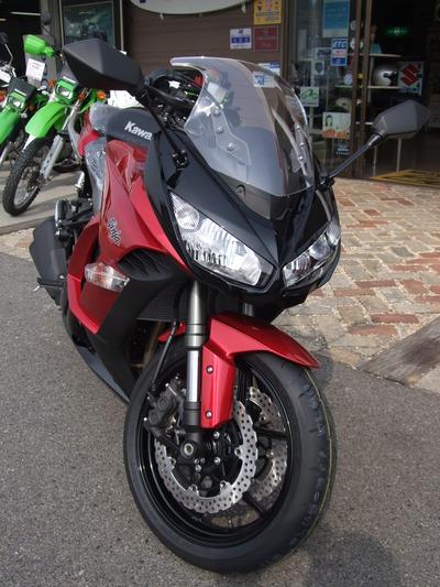 岡崎・豊田発!バイク十人十色【Ninja1000】