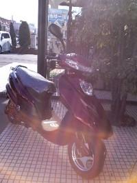 この電動スクーターは(゜∇゜) 2012/01/13 08:42:16