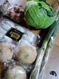 我が家の食卓『夢農人マルシェ』 2012/03/19 00:59:46