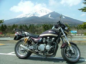 富士山へGO!(お散歩の巻)