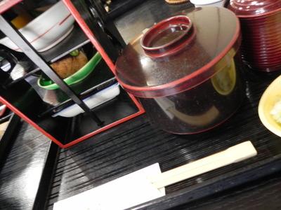 卒業式は日本料理ランチ『一色屋』