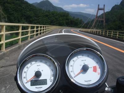 祝(*^^)v3000km