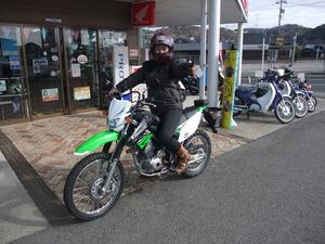 岡崎・豊田発!バイク十人十色【KLX125】