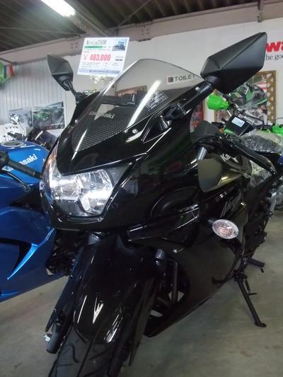 岡崎・豊田発!バイク十人十色【Ninja250R】