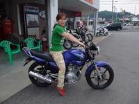 岡崎・豊田発!バイク十人十色【YBR125】