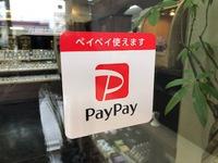 PayPay利用開始