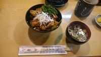 牡蠣カバ丼 浜松ランチツーリング