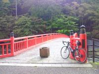 香嵐渓までサイクリング その1