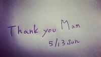 母の日 2018/05/08 14:02:00
