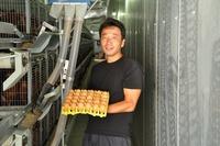 夢農人マルシェ『宮澤養鶏園 金のたまごフェア ➕熊本震災チャリティーマルシェ』
