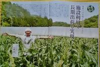 JAあいち豊田の広報誌グリーン…