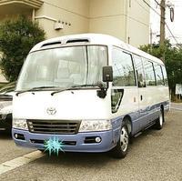 はじめてのバス納車(=^・^=)♪
