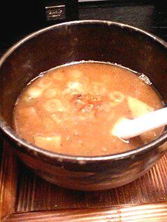 元味 スープ